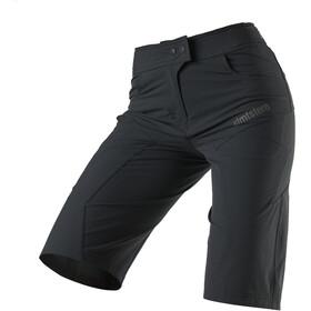 Zimtstern Taila Evo Pantaloncini Donna, grigio/nero